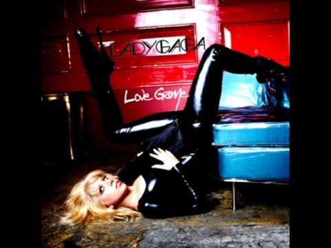 Lady GaGa - LoveGame (Live Studio Version)