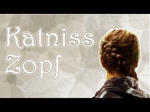 Tutorial Katniss Zopf Aus Die Tribute Von Panem Youtube