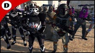 Boba Fett Battles Commander Devil - Men of War: Star Wars Tournament Game 4
