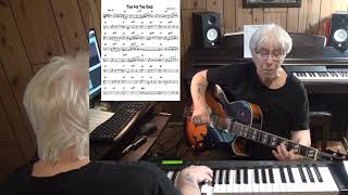 Two For The Road - Jazz guitar & piano cover ( Henry Mancini )
