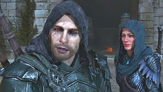Shadow of War - Blade of Galadriel DLC - Final Boss Talion & Ending