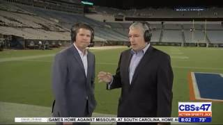 Likely the last game for Jim McElwain