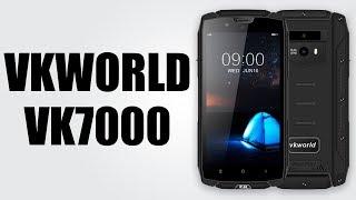 VKworld VK7000 - 5.2 inch / Android 8.0 / 4GB RAM + 64GB ROM / 5600mAh Battery / Dual Back Cameras
