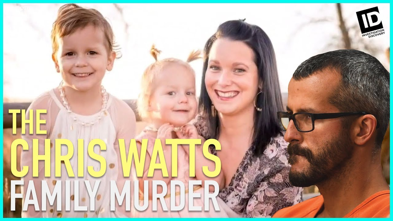 New ID Special About Chris Watts — 'Family Man, Family Murderer: An