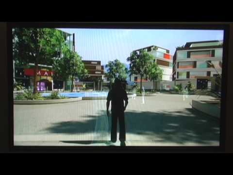 PlayStation Home: A Quick Tour