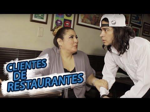 Clientes en un Restaurante | EzraHoward