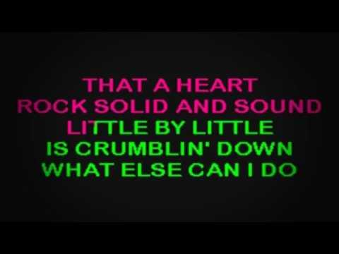 SC2052 02   Conroy, Patricia   What Else Can I Do [karaoke]