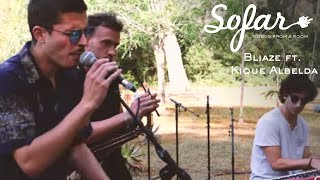 Bliaze ft. Kique Albelda (sax) - Carry Me (Anderson .Paak cover) | Sofar Ibiza