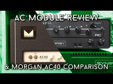 Synergy AC Module Review - Let's compare it to a real Morgan
