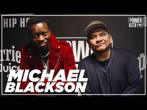 Michael Blackson talks &39;Friday&39; wIce Cube Addresses Kevin Hart Beef + Reveals Love For Thick Women