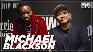 Michael Blackson talks 'Friday' w/Ice Cube, Addresses Kevin Hart Beef + Reveals Love For Thick Women