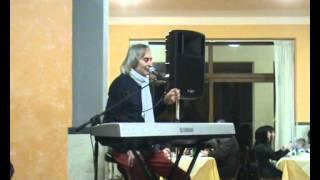 """PakI Canzi - voce storica de """"I NUOVI ANGELI"""" - Questo è un addio"""