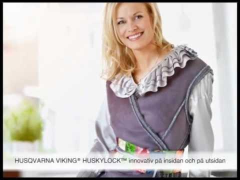HUSKYLOCK™ line Svenska by HUSQVARNA VIKING®