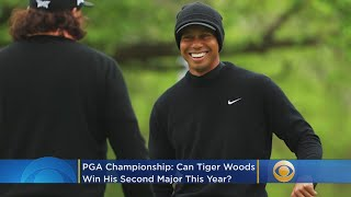 PGA Championship: Can Tiger Woods Win His Second Major This Year?