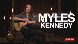 FRET12 Presents: A FREE Lesson from Myles Kennedy (Alter Bridge)