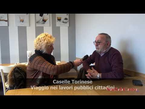 Caselle, intervista all'assessore Giovanni Isabella   gennaio 2020