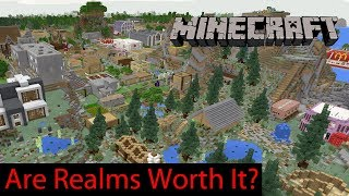 Are Minecraft Realms Worth It? Yes or No? Realms Review