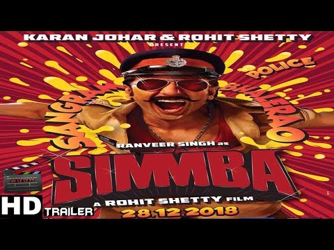 Simmba Trailer | Ranveer Singh |  A Rohit Shetty Film  | Bollywood Upcoming Movie 2018