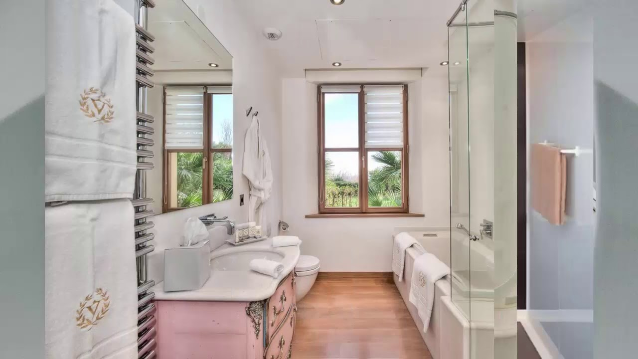Moderne Badezimmer Klein Ideen | Haus Ideen - YouTube