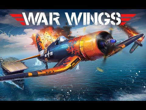 War Wings - New 5.3 Update + New Japanese Plane Category + New American Planes