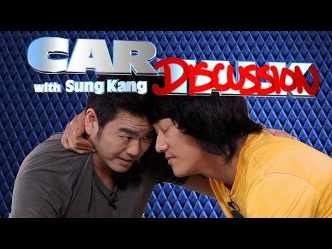 Car Discussion with Sung Kang  Special Guest JUSTIN LIN