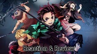 Demon Slayer: Kimetsu No Yaiba (鬼滅の刃) Episode 7 Reaction & Review
