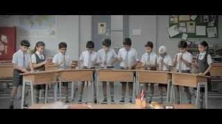 Apsara Absolute Pencils / Drumsticks / TV Commercial / Sept 2014