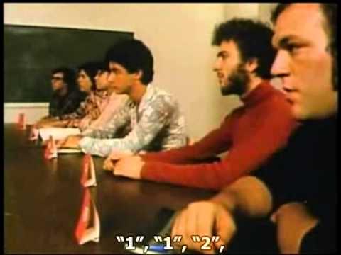 Εκπαιδευτικά βίντεο: Το πείραμα συμμόρφωσης του Asch