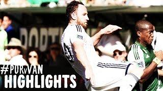 HIGHLIGHTS: Portland Timbers vs. Vancouver Whitecaps | September 20, 2014