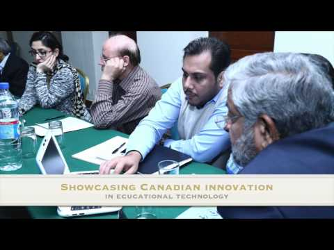 MOMENTs from 1st SmartClass+ Mobile Learning Conference in Pakistan