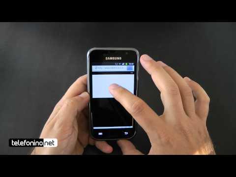 Samsung Galaxy S plus videoreview da Telefonino.net