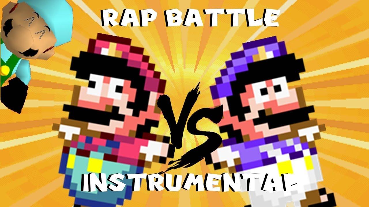 War of the Fat Italians 2015: SMG4 vs  Mario Rap Battle