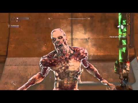 Dying Light - Inside Volatile Spawn, Volatile Leader