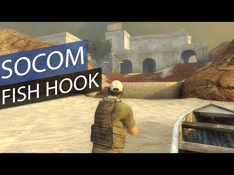 Fish Hook with Hostages! Socom Insurgency Gameplay!