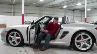 Porsche Boxster S--Chicago Cars Direct