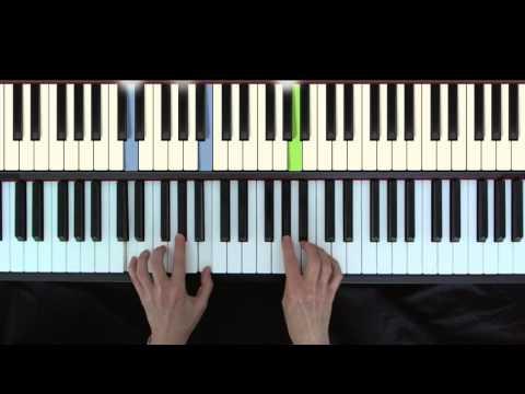 Début, Mélanie Laurent, piano