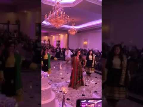 Afghan Wedding Henna Dance