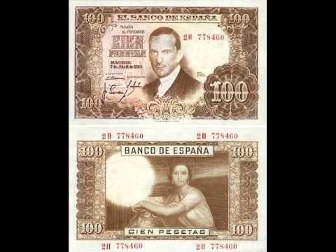Recuerdos de HAL 60's - 70's - 80's - 90's - A nuestra añorada peseta...