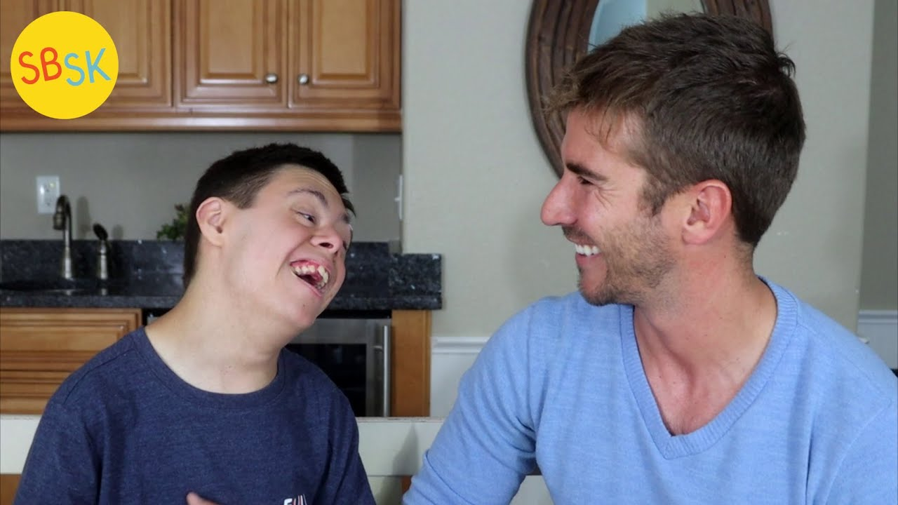 Living with Down Syndrome and Pituitary Dwarfism (Also Legally Blind)
