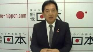 予算委員会:加藤紘一氏に感銘。