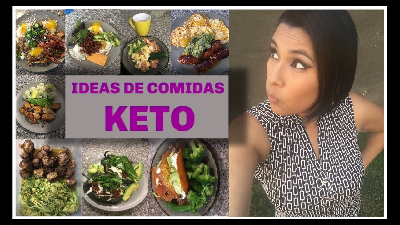 comida para dieta cetosisgenica