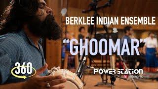 Berklee Indian Ensemble - Ghoomar (Stereoscopic 360 Video)