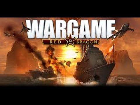 Wargame: Red Dragon - Gameplay - American Motorized on Gunboat Diplomacy (3v3)
