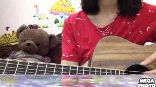 Dối Lừa guitar cover by Hường Kẹo