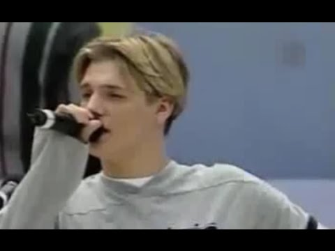Backstreet Boys • As Long As You Love Me Live • Arthur Ashe Kids Day