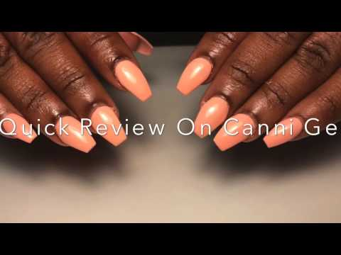 Review On Canni Gels