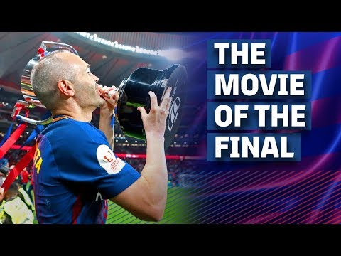 SEVILLA 0-5 BARÇA | The movie of the Copa del Rey final