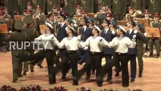 Turkey  Alexandrov Ensemble performs in Istanbul in first tour since Tu 154 crash