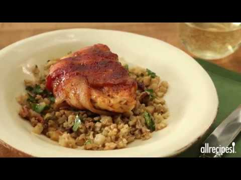 How to make candied bacon wrapped chicken easy dinner recipes how to make candied bacon wrapped chicken easy dinner recipes allrecipes forumfinder Images