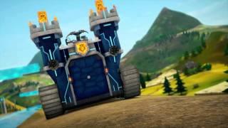 Season 1  - LEGO Nexo Knights - Trailer Part 2